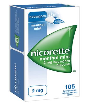 NICORETTE® Kauwgom