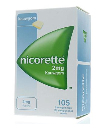 Nicorette Kauwgom Classic